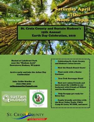 Hudson Earth Day Celebration 2019
