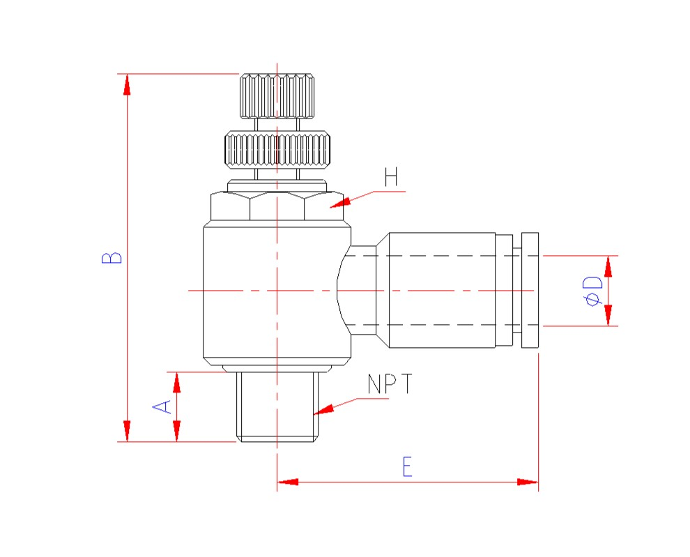 hight resolution of model cv flow control valve meter out tube push in fittings model ci flow control valve meter in tube push in fitting
