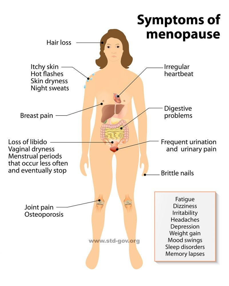 How Long Does Menopause Last  STDGOV Blog