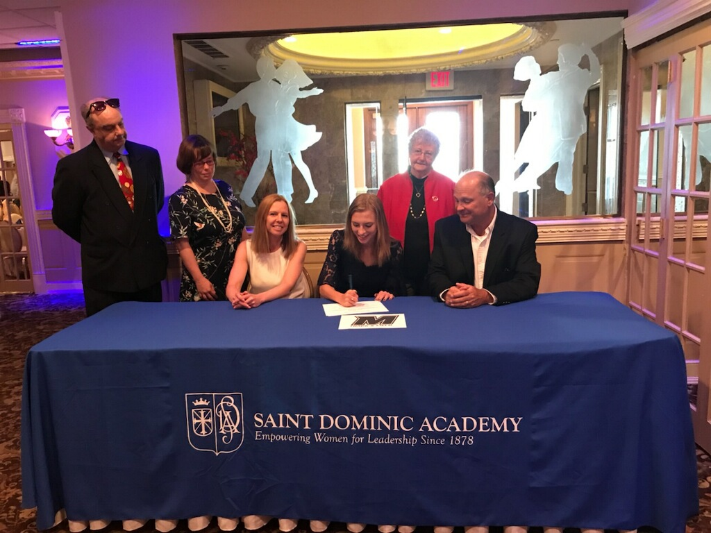 A Member Of The Class Of 2018 Has Signed A Ncaa National Letter Of Intent  To Run Track And Field As A Monmouth Hawk At D-1 Monmouth University.