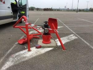 Pourquoi installer des barrieres de protection poteau incendie