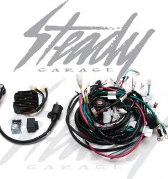 honda ruckus fuse box location wiring libraryatr g5 gy6 engine swap harness honda ruckus [ 950 x 950 Pixel ]