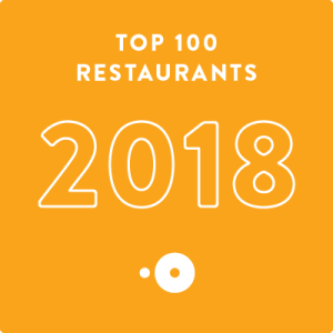 Top 100 restaurants opentable 2018