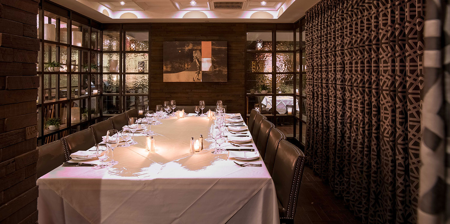 Steak 48 Event Venue Restaurant With Private Dining Rooms