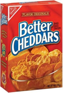 Better Cheddars