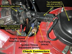 Stealth 316  Fuel Pressure Regulator Upgrade