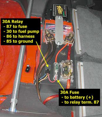 3000gt Computer Wiring Diagram Stealth 316 Fuel Pump Re Wire