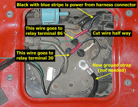 4 pin relay wiring diagram fuel pump 2006 wrx stealth 316 re wire detail