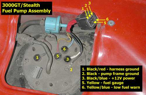 4 pin relay wiring diagram fuel pump network software microsoft stealth 316 re wire assembly pic 2