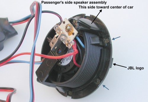 Car Speaker Wiring Positive And Negative