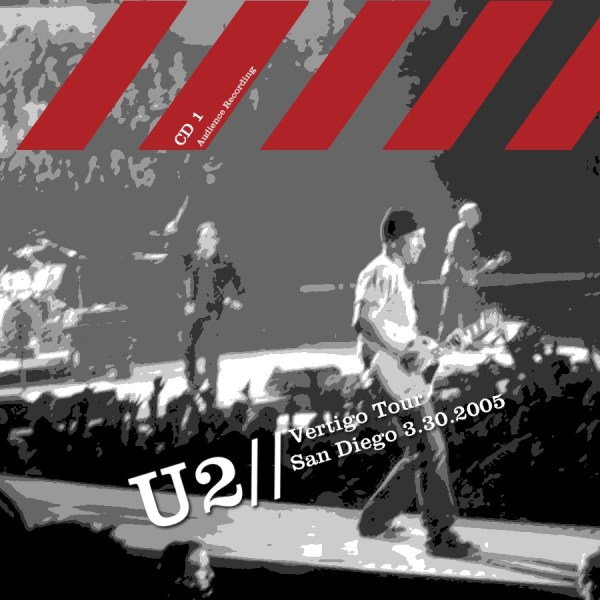 U2 Vertigo - Year of Clean Water