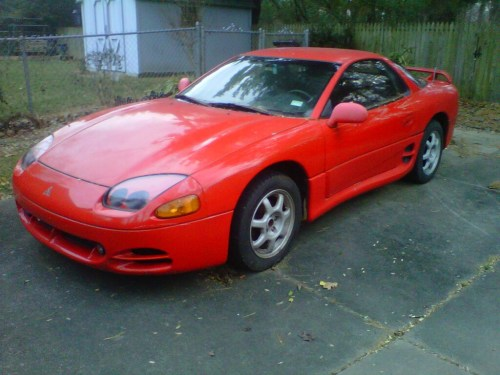 small resolution of 94 red 3000gt