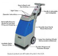 San Antonio Tx Self Contained Sc4 Carpet Cleaning Machine ...