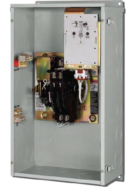 System W 200 Amp Automatic Transfer Switch 11000 Watt Wiring