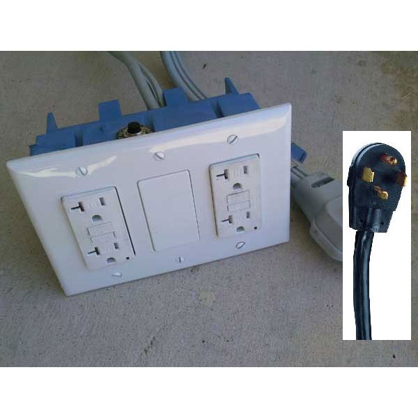 Prong Dryer Cord How To Wire A 220 Volt 20 Outlet Whirlpool Electric