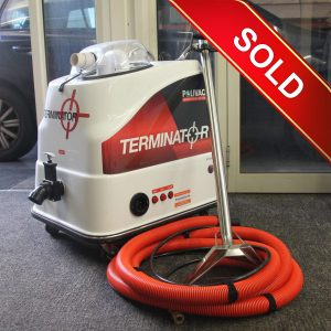 Second Hand Carpet Cleaning Machines & Equipment!