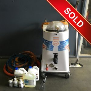 Steamaster RD6 with Pre-Heater Carpet and Upholstery Cleaning Business Start-Up Package