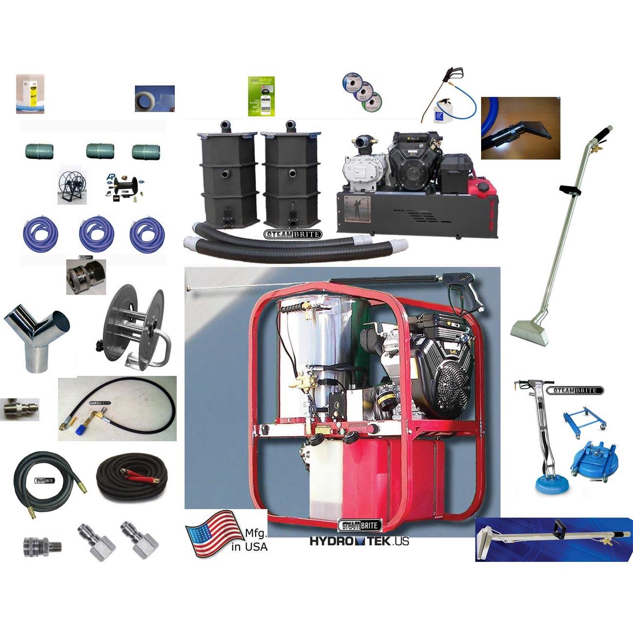 hight resolution of hydrotek rce boss hydrotek synergistic truckmount 37 hp 3000 psi 4 8 gpm 45 blower auto dump flood pumper