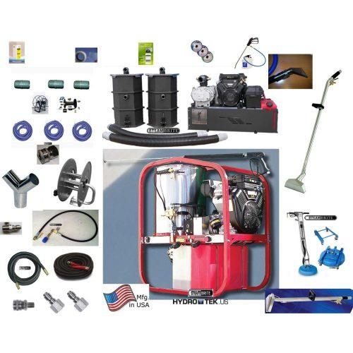 small resolution of hydrotek rce boss hydrotek synergistic truckmount 37 hp 3000 psi 4 8 gpm 45 blower auto dump flood pumper
