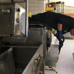 Kitchen Cleaning Services Tile Floor Nc Commercial Deep
