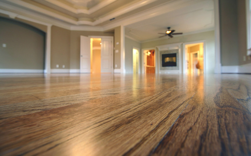 Atlanta Hardwood Floor Cleaning Buffing and Waxing