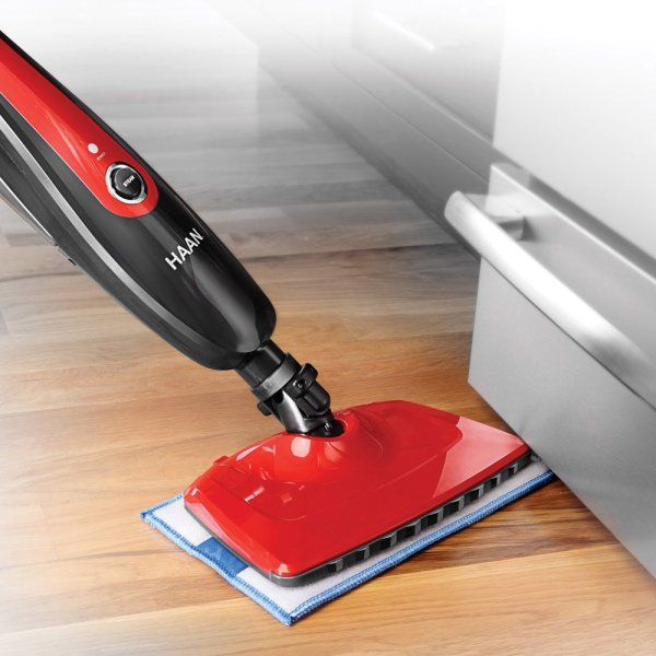 Effective Cleaning With Haan Si-40 - Steamer Specialists