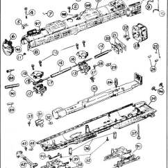 Ez Loader Trailer Lights Wiring Diagram Johnson Ignition Switch The Guide To Ho Steam Locomotives 1969 Big Boy Schematics