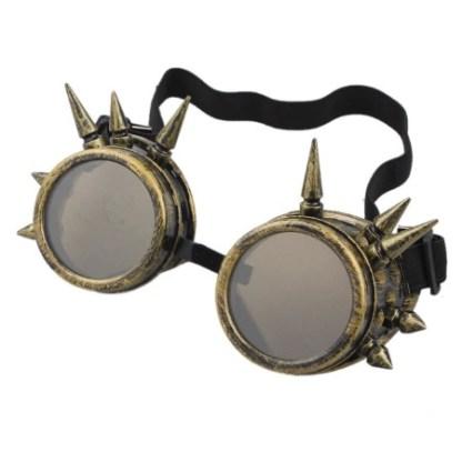 Steampunk Schweissbrille 6