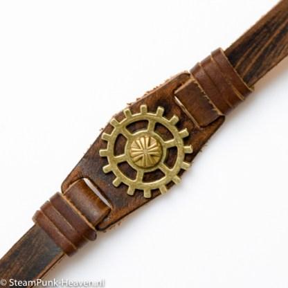 Steampunk Armband 116