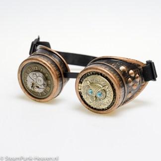 Steampunk Schweissbrille 373