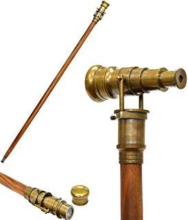 Steampunk Spazierstock Henry