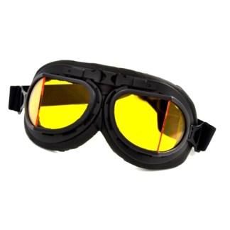 Steampunk Pilotenbrille 17