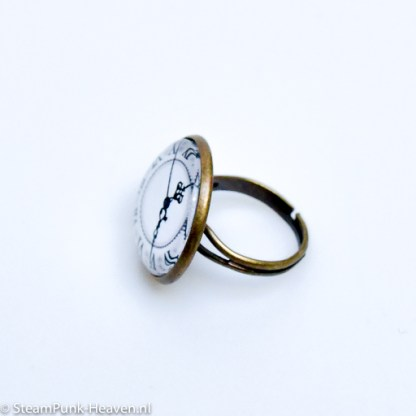 Steampunk Ring 17