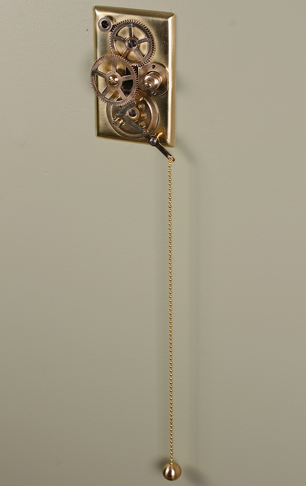 Steampunk Diy Light Switch Plate Cover Home Decor
