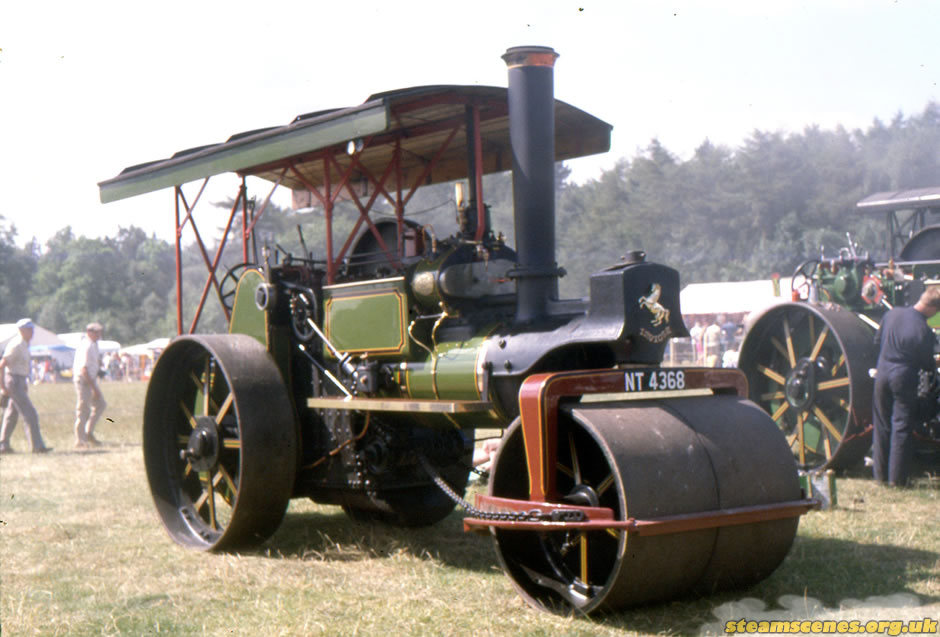 Thomas Aveling Steam Tractor