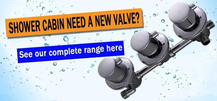 Steam Shower Parts & Spares