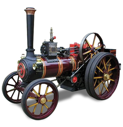Burrell Traction Engine For Sale