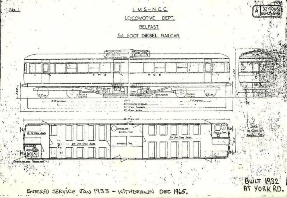 medium resolution of internal layout of the railcar