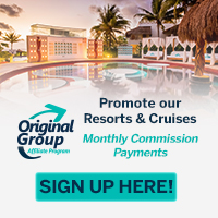 Original Group Affiliate Program Resorts & Cruises