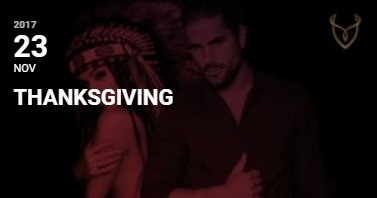 Desire Cancun Thanksgiving