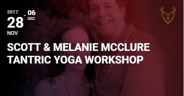 Desire Cancun Tantric Yoga Workshop