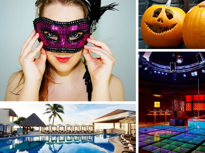 Cancun Halloween 2020 Parties Clothing Optional Halloween Party in Cancun, Mexico