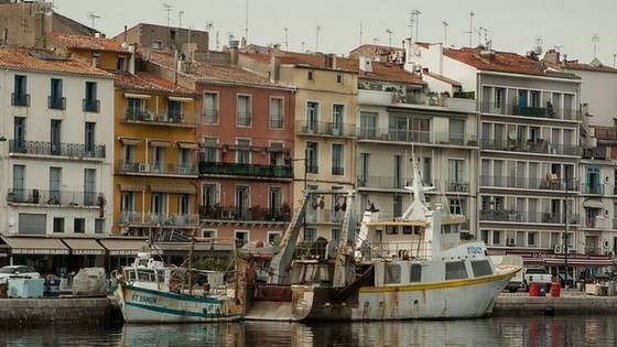 Sete is located in Southern France and is a seaside port and resort community full of canals to explore. If you are looking for the best oysters and seafood, Sete will certainly check all the boxes.