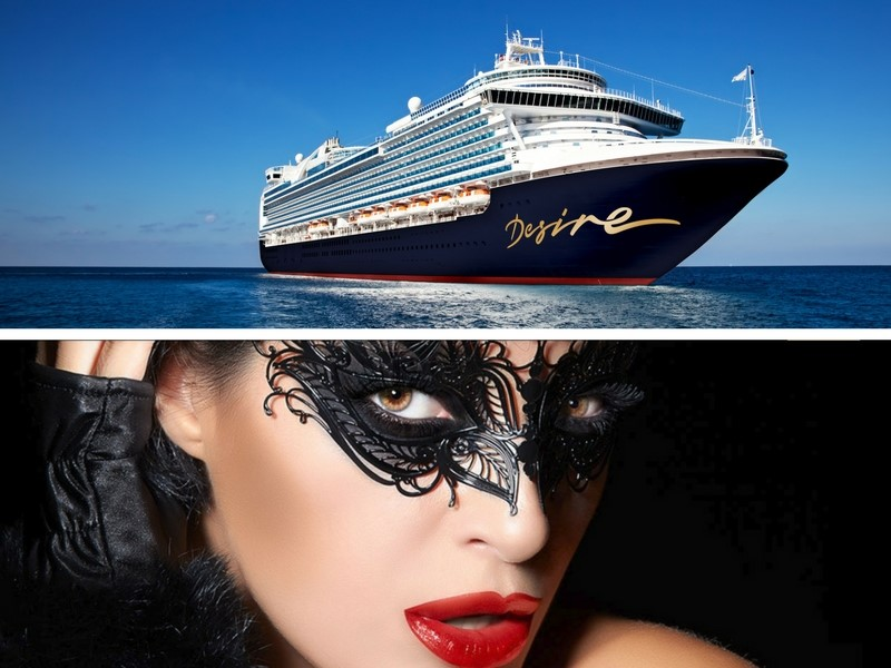 Desire Cruise Theme Nights have just been disclosed!  In addition, Desire Cruise 2018 Barcelona to Rome event has made some exciting updates and changes to the itinerary.