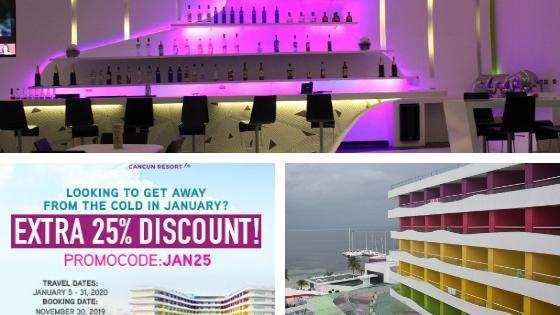 Temptation Experience Cancun Resort