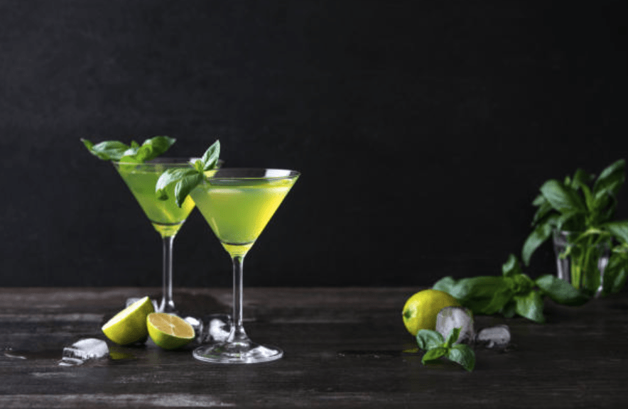 History At Home: Gimlet Happy Hour
