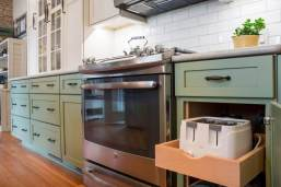 Medallion Cabinetry and Stainless Steel Appliances