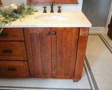 Craftsman Style Master Bath Remodel in Elkhorn - moon-vanity-cabinet-detail3