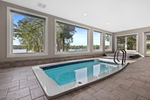 Ceramic Tile Floor with In-Floor Heat