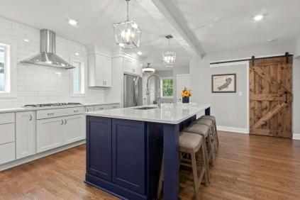 Open Concept Kitchen for Entertaining